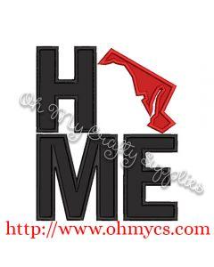 Home Maryland Applique Design