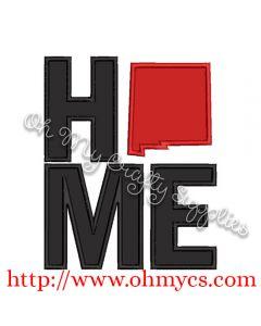 Home New Mexico Applique Design