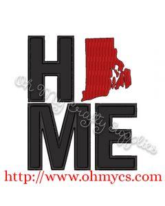 Home Rhode Island Applique Design