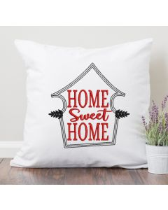 Home Sweet Home 2.0 embroidery Design