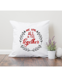 All In This Together 1 Embroidery Design