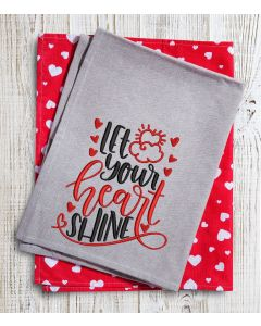 Let your Heart Shine 2020 Embroidery Design