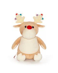 Cubbies Taupe Reindeer