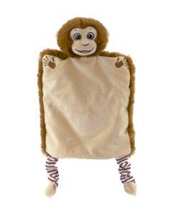 Cubbies Puppet Monkey
