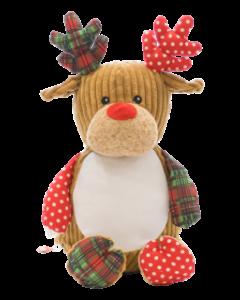 Cubbies Harlequin Reindeer