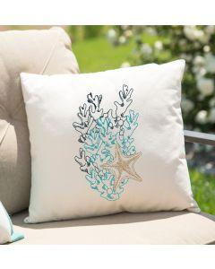 Nautical Starfish Embroidery Design