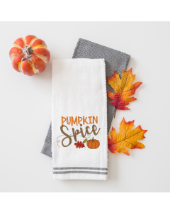Pumpkin Spice 2020 Embroidery Design