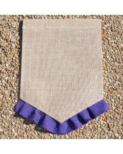 Garden Flag (Purple)