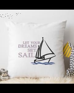 Dreams Set Sail Picture