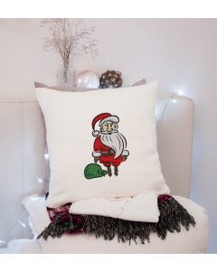 Santa Toon Sketch 2020 Embroidery Design